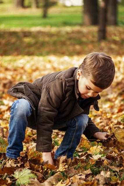 ubranka dziecięce na jesień